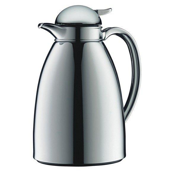 ALFI Isolierkanne (chrom) Albergo Tea mit Teefilter für 18,94€