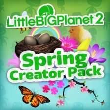 Little Big Planet - Frühlingsschöpfer-Set - PS4 / PS3 / PSVita