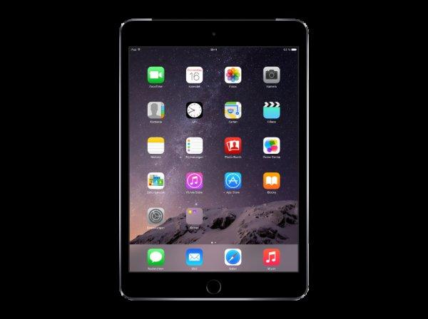 Apple iPad mini 3 WiFi + 4G 16 GB für 399 € @ mediamarkt.de