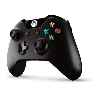 Microsoft™ - Xbox One Wireless Controller (Black) ab €29,23 [@Saturn.de]