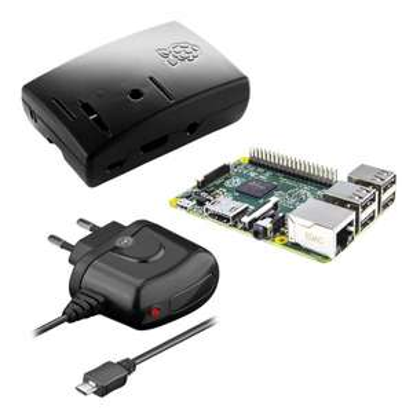 [ebay WOW] Raspberry Pi 2 Modell B Quad-Core 1 GB RAM Mini Computer Bundle Gehäuse Netzteil für 49,- EUR