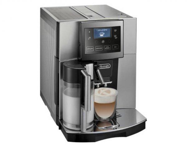 DeLonghi ESAM 5700, Kaffeevollautomat, 1.7 Liter, silber @MeinPaket