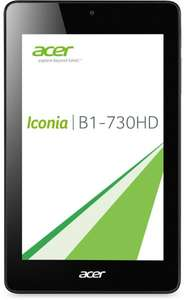 Acer Iconia One 7 (B1-730HD) 17,8 cm (7 Zoll) Tablet weiss  @Amazon Warehouse