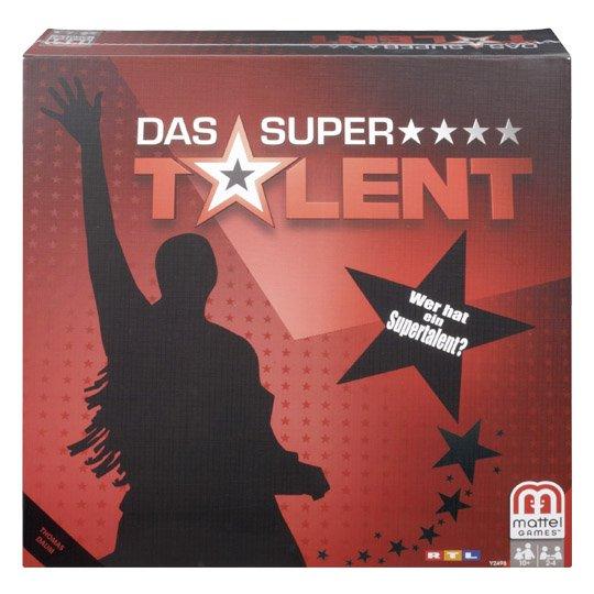 Brett- und Gesellschaftsspiele // Das Supertalent Brettspiel 5€ // Noris V8 - Das Rennen 5,99€ // ...