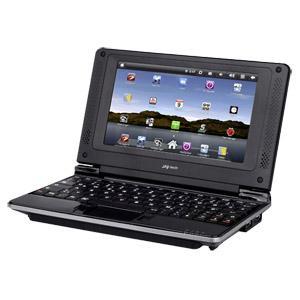 Jay-Tech Mini Netbook 9903, IMPAx210 Prozessor, Android 2.2 für 79,95 € im Real Onlineshop!