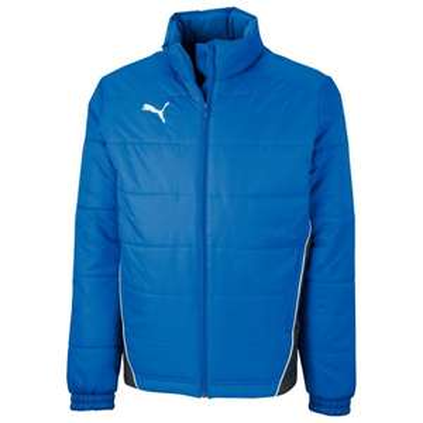 Puma Jacke Padded Jacket Blau/Schwarz - Sale bei bild.de 60 % reduziert 44,90 EUR