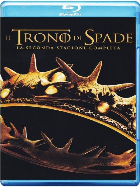 Game of Thrones - Staffel 2 [Blu-ray] inkl.Vsk für 15,57 € > [amazon.it]