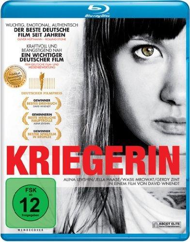 Kriegerin [Blu-ray]  Amazon.de PRIME für 4,97€