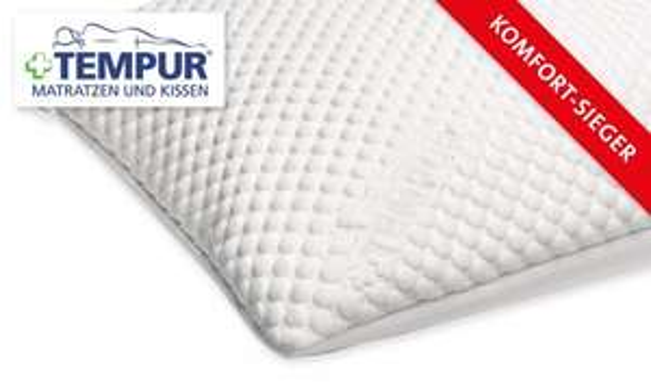 Tempur Kissen Comfort Cloud für 84 Euro VSK-frei bei perfekt-schlafen.de