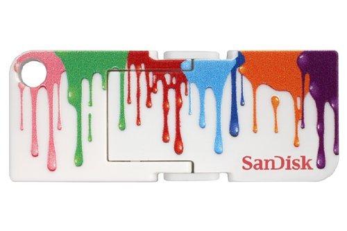 SanDisk Cruzer Pop - USB 2.0 - 32GB Stick rot oder weiß inkl. Vsk für 10 € > [mediamarkt.de]