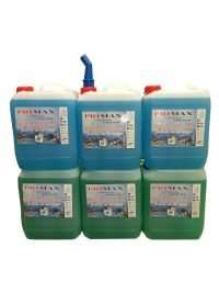 30 Liter gemischtes Flüssigwaschmittel