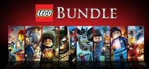 [Steam] LEGO Bundle (8 Lego Spiele) für 5,99€ @ Nuuvem