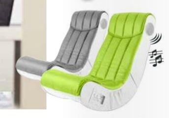[Z2 Zurbrüggen] Für die Zocker: Gaming Chair/Musiksessel Soundz 75€