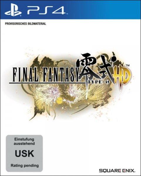 [voelkner] Final Fantasy Type-0 HD PS4 für 39,95 inkl. Versand bei Zahlung mit Sofortüberweisung, lieferbar ab 24.03. + 3% qipu