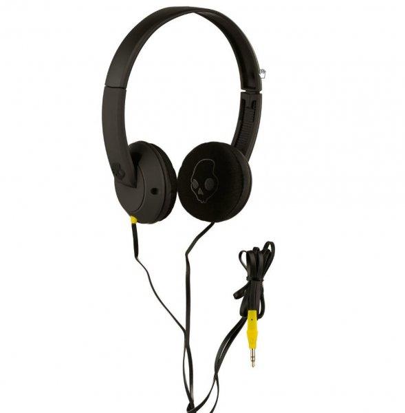 On-Ear Kopfhörer Skullcandy Uprock Supreme Sound - 9,44€ statt 29,90€ @kik
