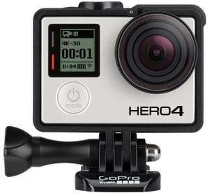 [sport-conrad.com] GoPro Hero 4 Black Adventure für 388,95€