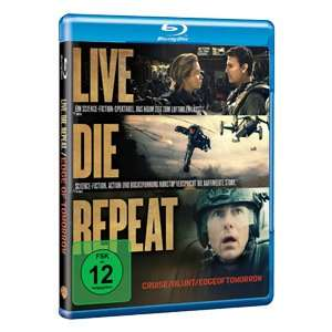 Edge of Tomorrow Blu-Ray für 7,99€ inkl. Versand @real.de