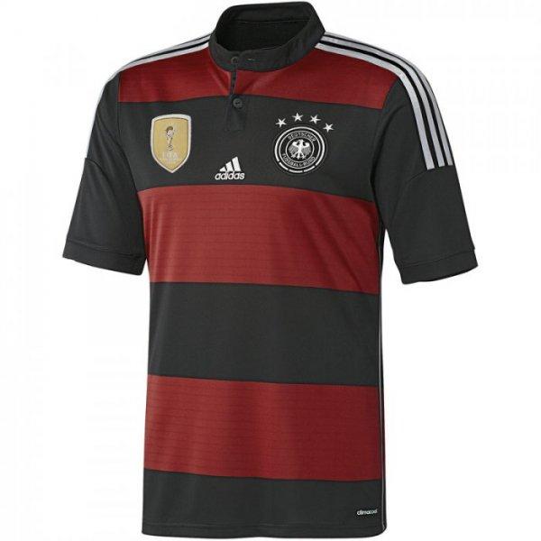 adidas Herren Trikot DFB Deutschland Away 4-Sterne (S,XL) bei Amazon Prime