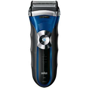 Braun 380s Series 3 Wet&Dry Elek­tro­ra­sie­rer für 62€ @Amazon.co.uk
