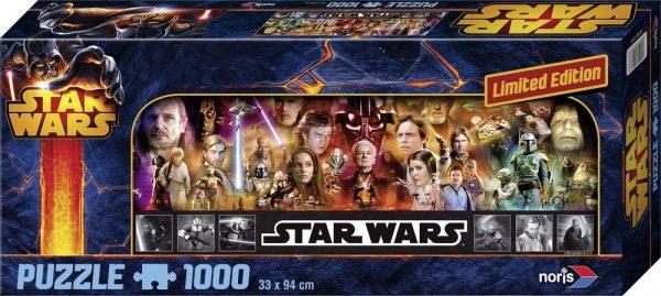 Star Wars Panorama Puzzle 1000 tlg. für 9,99€ @Voelkner