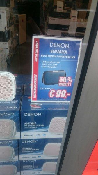 [Mannheim]  Denon Envaya für 99€ (!!)