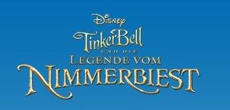 2x Kino Freikarten für Disneys Tinkerbell und die Legende vom Nimmerbiest @ ToysRus Filialen
