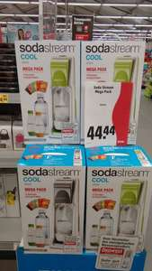 [REWE] SodaStream Cool Mega Pack