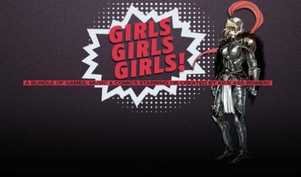 Girls Girls Girls! Bundle bei Groupess