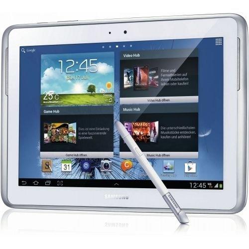 [ebay WOW] Samsung Galaxy Note 10.1 LTE in weiß für 279€ - GT-N8020, 16GB, LTE (Neu & OVP, Deutsche Ware)
