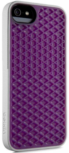 Belkin Vans TPU-Schutzhülle für Apple iPhone 5/5s lila