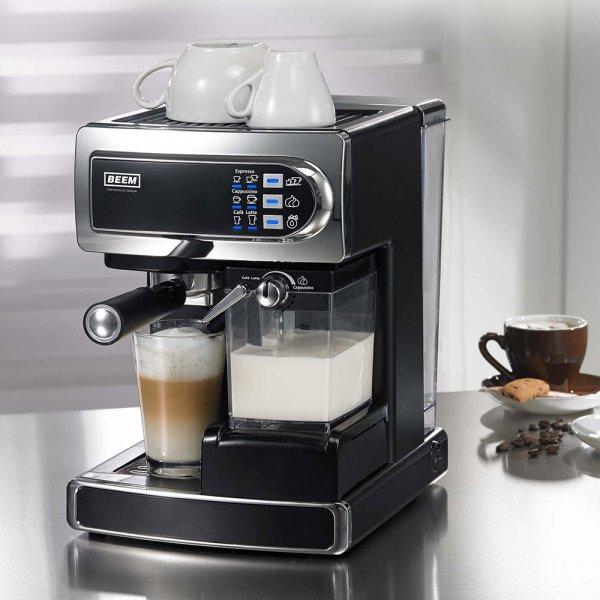 BEEM Germany i-Joy Café, Espresso-Siebträgermaschine für 155€
