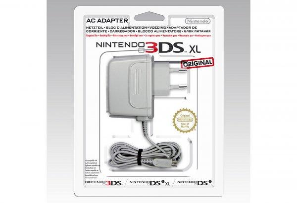 [Prime Amazon] Nintendo 3DS Netzteil günstig über Prime