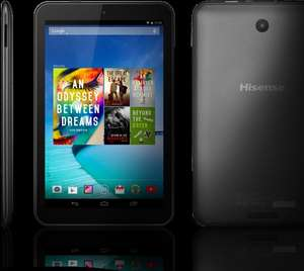 Hisense Sero 8 Pro Tablet WiFi 16 GB Android 4.4  für 99 statt 199