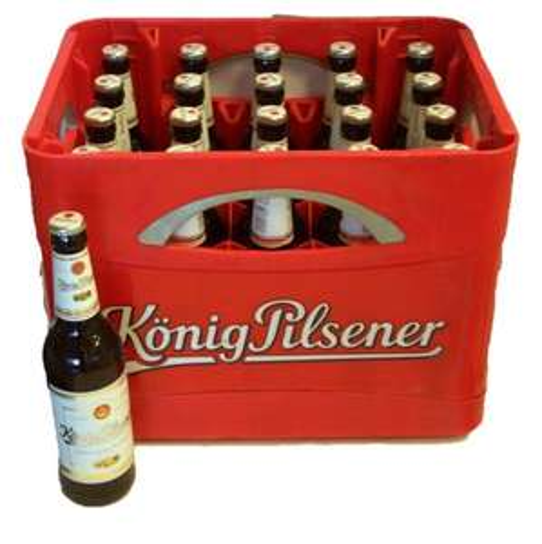 [Rewe lokal DU-Rumeln] König-Pilsener 20x0,5l 9,-