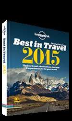 "Lonely Planet eBook ""Best in Travel 2015"" für 1 €"