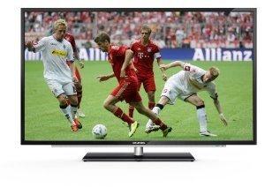 Amazon WHD Grundig 55 VLE 923 BL 140cm (55 Zoll) 3D LED-Backlight-Fernseher (WLAN, Subwoofer, Full HD, 400 Hz PPR