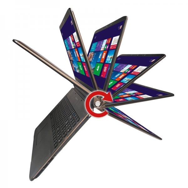 "Medion S6611T (i3-4010U, 8GB RAM, 500GB HDD, nvidia GT740M, 15,6"" Touchscreen, Win 8.1) - 349€ @ Medion.de"