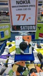 [lokal Saturn PF]Nokia Lumia 530 DS