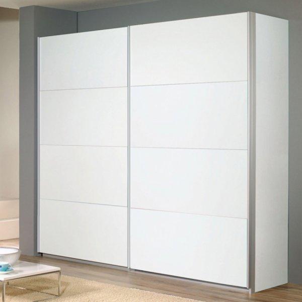 Rauch Schrank Schwebetüren weiß 315x200 cm, 559,99 EUR @ home24