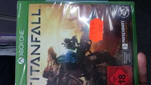 Titanfall Xbox One 10€ @ Saturn Hannover