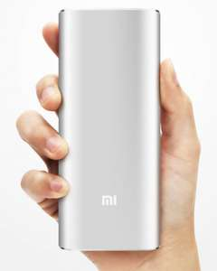 [Banggood.com] Original Xiaomi 16000mAh Universal Battery Charger Power Bank