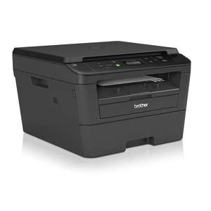 Brother DCP-L2520DW Laser-Multifunktionsgerät s/w (A4, 3-in-1, Drucker, Kopierer, Scanner, WLAN, Duplex, iPrint) für 128,60 € @Amazon