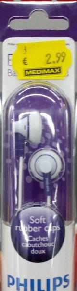 [MEDIMAX - Waldkirch] Philips SHE3000 In-Ear-Kopfhörer