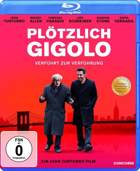 [MÜLLER Sonntagsknüller] Plötzlich Gigolo Blu-Ray für 9,99€ (Abholung in Filliale)