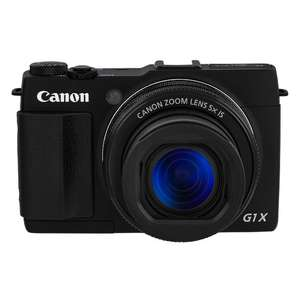 [SATURN Super Sunday] CANON PowerShot G1 X Mark II für 524 € und 3 % Qipu (Idealo: 599 €)