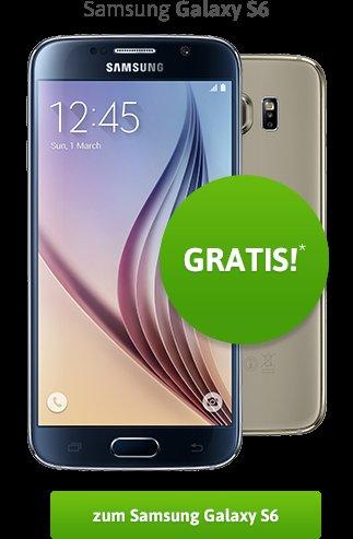 Samsung Galaxy S6 32 GB + Vodafone Smart XL