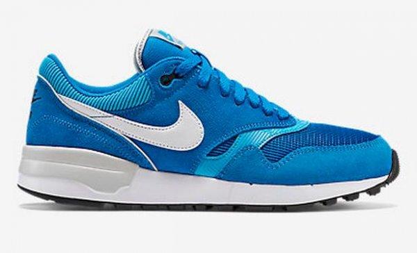 """[Nike] Air Odyssey in """"Electric Blue""""  für knapp € 66 (+ 7% Qipu)"""