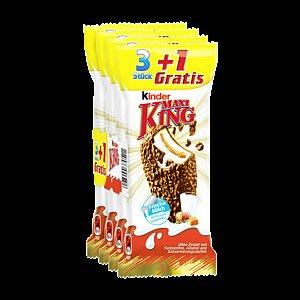 Kinder Maxi King 3+1 Rewe Offline 0,99€
