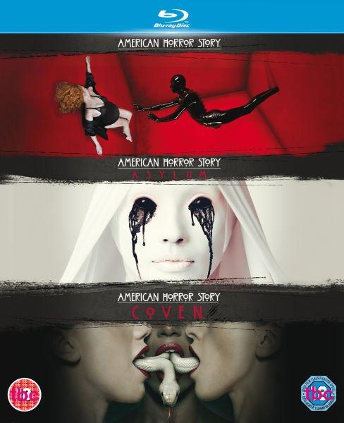 American Horror Story [OT] - Season 1-3- Blu-ray-Boxset für 20,19€ inkl. Versand