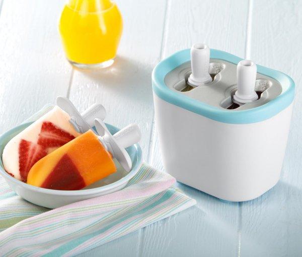 [7% Qipu] Blitz-Eisbereiter geeignet für Eis aus Säften, Milch und Joghurt zum Preis von 9,95€ mit Lieferung in Filiale @Tchibo